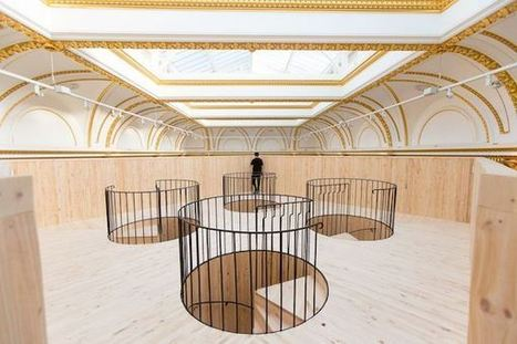 Royal Academy of Art Exhibit Shows Visitors How Architecture Influences The ... - Design & Trend   Design & Architecture   Scoop.it