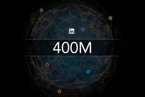 LinkedIn: 400 milioni di utenti ma solo un quarto lo usa | InTime - Social Media Magazine | Scoop.it