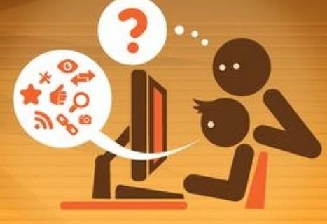 Social Media e minori: qualche suggerimento in un infografico | psicologia e dintorni | Scoop.it