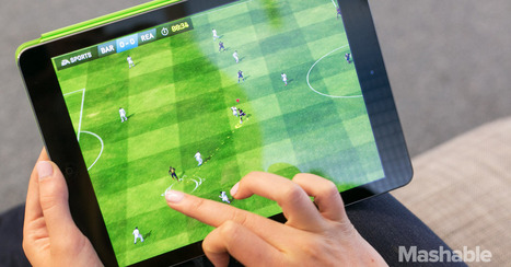 Six Apps to Follow Every Minute of the World Cup | General | Scoop.it