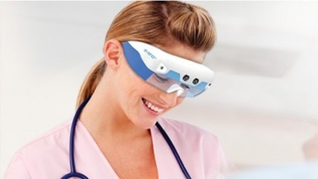Eyes-On Glasses let nurses see patients' veins through their skin | Real Estate Plus+ Daily News | Scoop.it