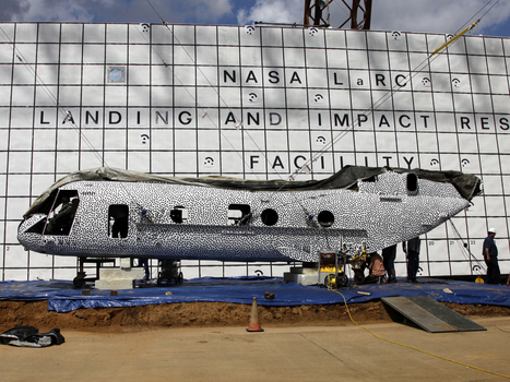 NASA to Crash Test Helicopter to Study Safety   Aviation Safety   Scoop.it