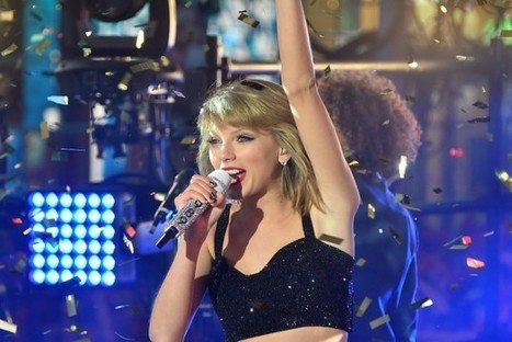 Taylor Swift Makes Forbes' List of World's Most Powerful Women | Country Music Today | Scoop.it