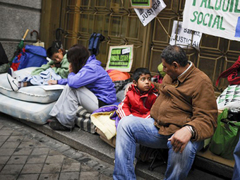 End to evictions in Spain? Locksmiths refuse to help oust owners amid austerity drive — RT | Prensa Extranjera | Scoop.it