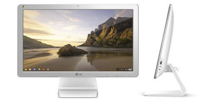 LG Announces Chromebase, an All-in-one PC running Chrome OS | Embedded Systems News | Scoop.it