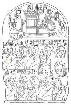 Texts in translation #10: The Stela of Hesysunebef (Acc. No. 4588) | Hot Spot Antike-Woman | Scoop.it