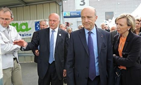 Foire Internationale de Bordeaux : les élus prennent le pouls | Agriculture en Dordogne | Scoop.it