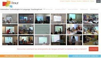 Découvrez comment les enseignants de langue utilisent le tableau blanc interactif - Educavox | TICE & FLE | Scoop.it