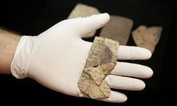 Parts of Bible may have been written earlier than expected, archaeologists say | The Guardian | Centro de Estudios Artísticos Elba | Scoop.it