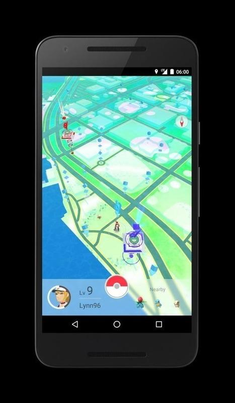 Apprenez à capturer et à batailler avec un Pokémon dans « Pokémon Go »   Webmaster Blog   Tutoriels   Scoop.it