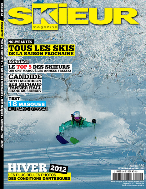 Skieur Magazine : le tout premier article sur SKISS ! | L'innovation SKISS : toute la presse en parle ! | Scoop.it