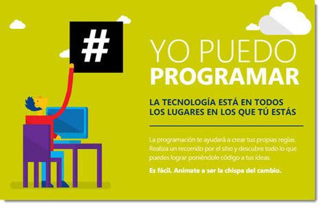 Cursos gratuitos en español para que jóvenes aprendan programación | Medicina | Scoop.it
