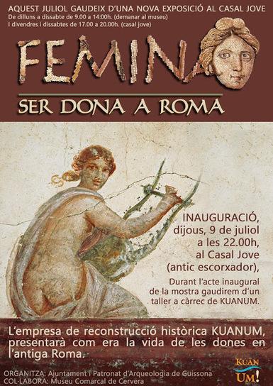 FEMINA EN LA CIUDAD ROMANA DE IESSO   LVDVS CHIRONIS 3.0   Scoop.it