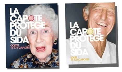Le sexe révolutionne l'image des séniors dans lapub   marketing mix and strategy   Scoop.it