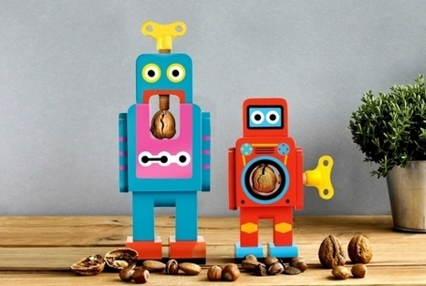 Robot Nutcrackers | Jonathan Keenan Photography | Scoop.it