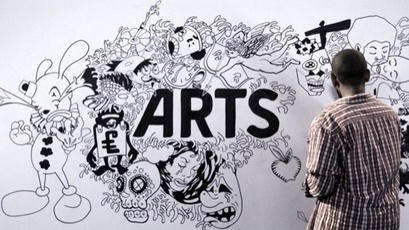 Sky Arts rebrands with idents developed by students | Corporate Identity | Scoop.it