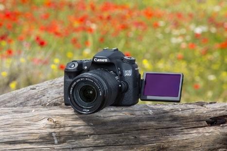Canon EOS 70 d la camara que puede ser controlada por iPhone o iPad   noticias de tecnologia   Scoop.it