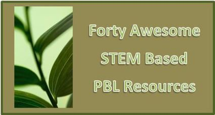 Connecting PBL and STEM... 40 Free Engaging Resources To Use In The Classroom   ABP   Scoop.it