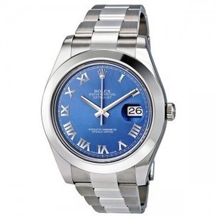 High quality Replica Rolex Datejust II Blue Dial Stainless Steel Mens Watch 116300 | Best Swiss Replica Watches From China | Scoop.it