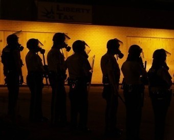 Ferguson isn't about black rage against cops. It's white rage against progress. | Election by Actual (Not Fictional) People | Scoop.it