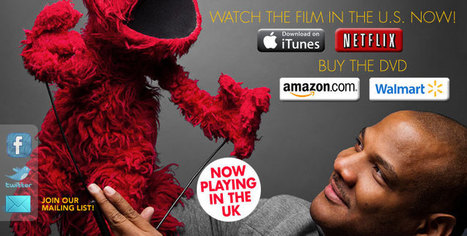 BEING ELMO: A PUPPETEER'S JOURNEY | Poetic Puppets | Scoop.it