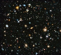 #Hubble captures the first full-color, high-res photo of the very early #universe | The wonderful universe | Scoop.it