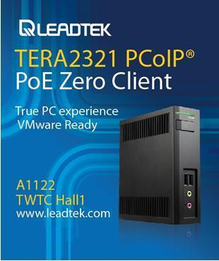 Leadtek reveals complete cloud computing solutions at Computex | Cloud Central | Scoop.it