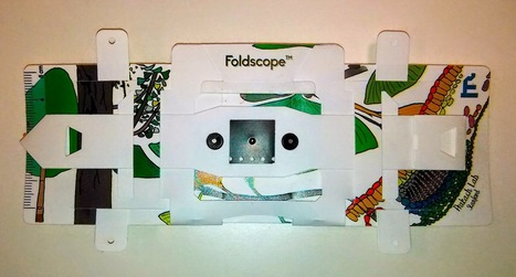 Foldscope, el microscopio de papel (1) | microBIO | Scoop.it