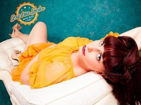 When moms pose for pinups, they share - Minneapolis Star Tribune | Pin-Up Logos | Scoop.it