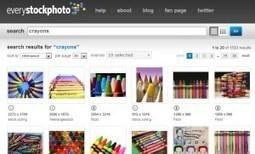 Les 5 meilleurs sites ou trouver des images libres de droits – Les Outils Tice | arts littérature langue | Scoop.it