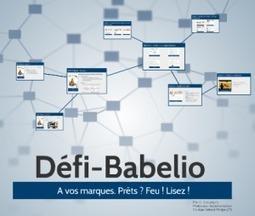 Défi-Babelio : le défi lecture connecté est lancé. Venez nous défier ! | Actualité littéraire | Scoop.it