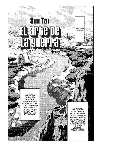 Los clásicos de la literatura y la filosofía relatados en manga   La educación.   Scoop.it
