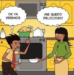 NUNCA SE QUEDA BIEN   iris gonzalez-multimedios   Scoop.it