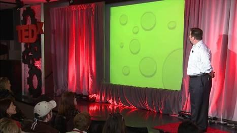 Creating a Culture of Questioning: Ryan McClintock at TEDxCherryCreekED - YouTube | Environnement d'apprentissage personnalisé (PLE) et formation tout au long de la vie | Scoop.it