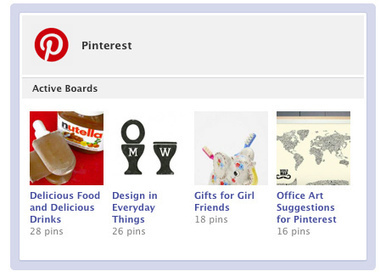 Add Pins [from Pinterest] to Your Facebook Timeline | Content Curation Tools For Brands | Scoop.it