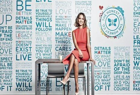 Jessica Alba: The Honest Co. Wants To Be 'In Every Room In Your Home' In 2017 | Disposable Diaper Industry | Scoop.it