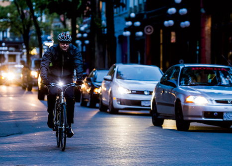 Bike at Night: Safety Tips to Ride in the Dark | Bicycling Magazine | Bicycle Safety and Accident Claims in CA | Scoop.it