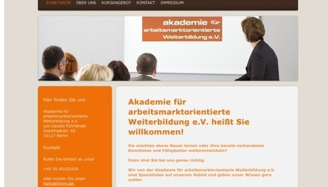 Seo Dozent Berlin - Freelance Seo Trainer Berlin | SEO WORKSHOP BERLIN: REFERENZEN UND VIDEOS VOM FREELANCE SEO TRAINER BERLIN | Scoop.it
