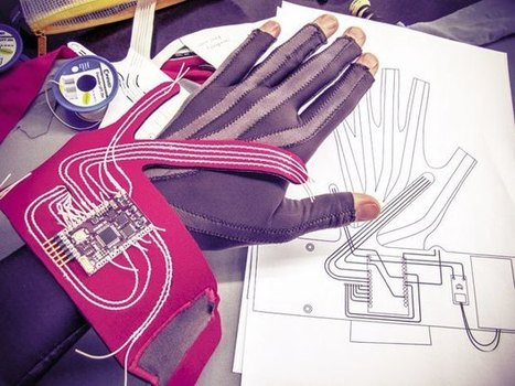 Ready to Wearable: How to Select and Use Sensors | Arduino, Netduino, Rasperry Pi! | Scoop.it