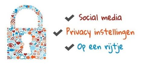 Social media; privacy instellingen op een rijtje   Social media   Mediawijsheid   Scoop.it