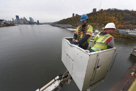 Natural gas utilities carry weight of pipeline inspections - Tribune-Review   Aerial Data, Images, Video And Reports   Scoop.it