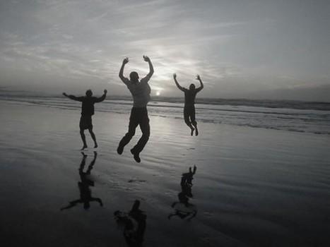 La felicidad: ese camino de la vida que pocos tienen el coraje de tomar | Cosas que interesan...a cualquier edad. | Scoop.it
