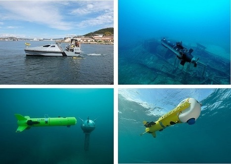 ECA Group Delivers First Robotic / Unmanned Mine Counter Measures (MCM) Systems | Underwater Robotics | Scoop.it