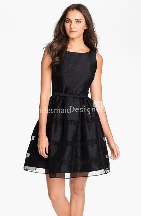 Shop Black Bridesmaid Gowns | Little Black Bridesmaid Gowns | Discount Bridesmaid Dresses | Scoop.it