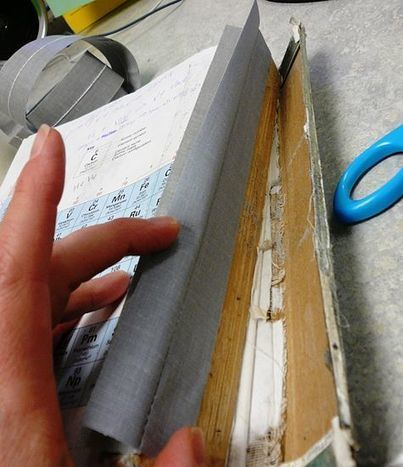 How to Repair a Book's Binding | Technology and Education Resources | Scoop.it