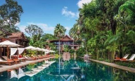 Luxe : Belmond rouvre la Résidence d'Angkor   Les plus beaux spas du monde   Scoop.it