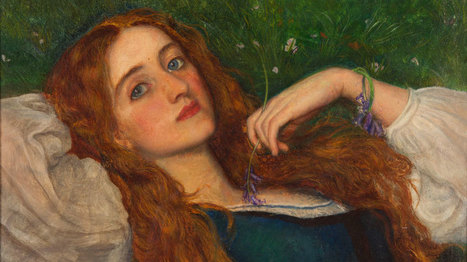 Pre-Raphaelites: Beauty and Rebellion - Walker Art Gallery, Liverpool museums | Histoire des Arts au collège | Scoop.it