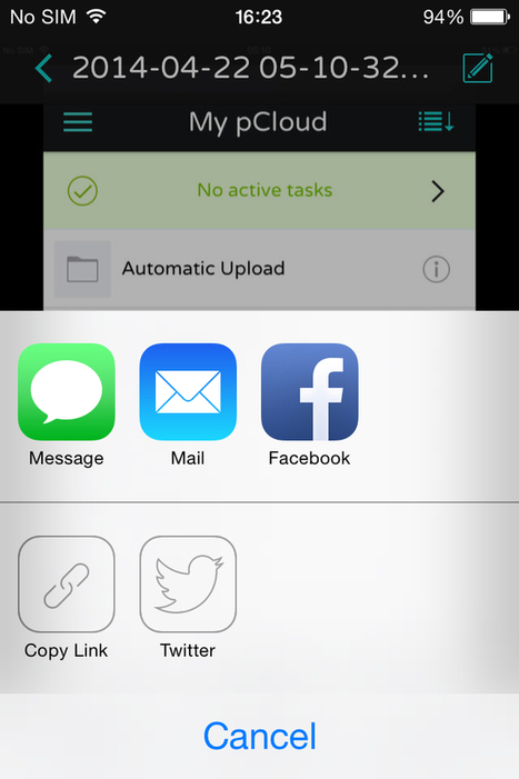 Your Photos in pCloud | Cloud Storage Service Backs Up Your Photos from Your Mobile | Scoop.it