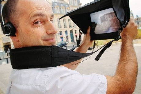 Tourisme : une tablette pour revivre l'histoire de Bordeaux en réalité augmentée | office de tourisme landes | Scoop.it