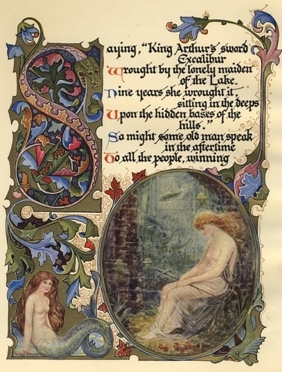 King Arthur of Britain | King Arthur | Scoop.it